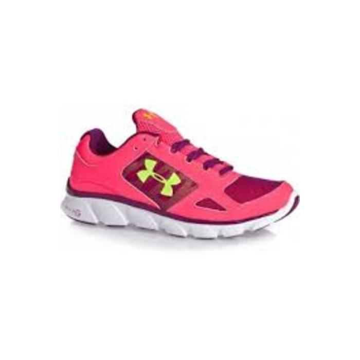 Zapatillas Under Armour Dama Micro G Assert V